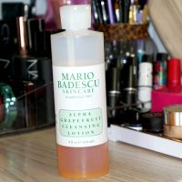 Mario Badescu Alpha Grapefruit Cleansing Lotion Review