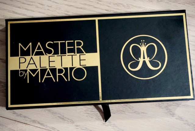 Anastasia Beverly Hills Master Palette by Mario Swatches on Dark Skin