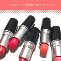 5 MAC Coral Lipsticks for Spring