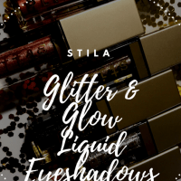 Stila Magnificent Metals Glitter & Glow Liquid Eyeshadows are Stunning!