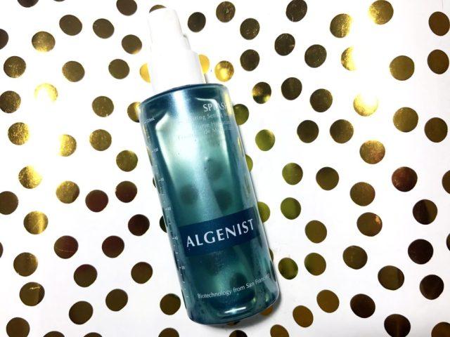 Algenist Splash Hydrating Setting Spray Review