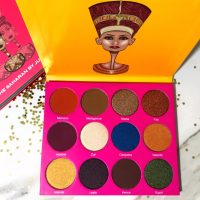 Juvia's Place Nubian 2 Palette Swatches