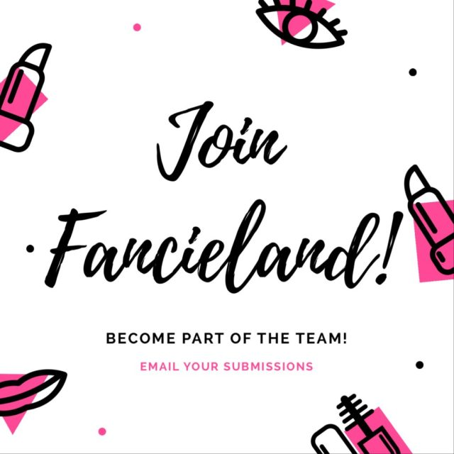 Join Fancieland: Become a Guest Blogger