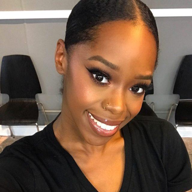 Fenty Beauty Full Face Demo on Dark Skin Brown Skin WOC