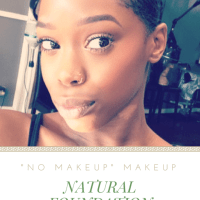 Natural Foundation Routine with Fenty Beauty
