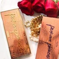 Tarte Park Ave Princess Chisel Palette Swatches & Review