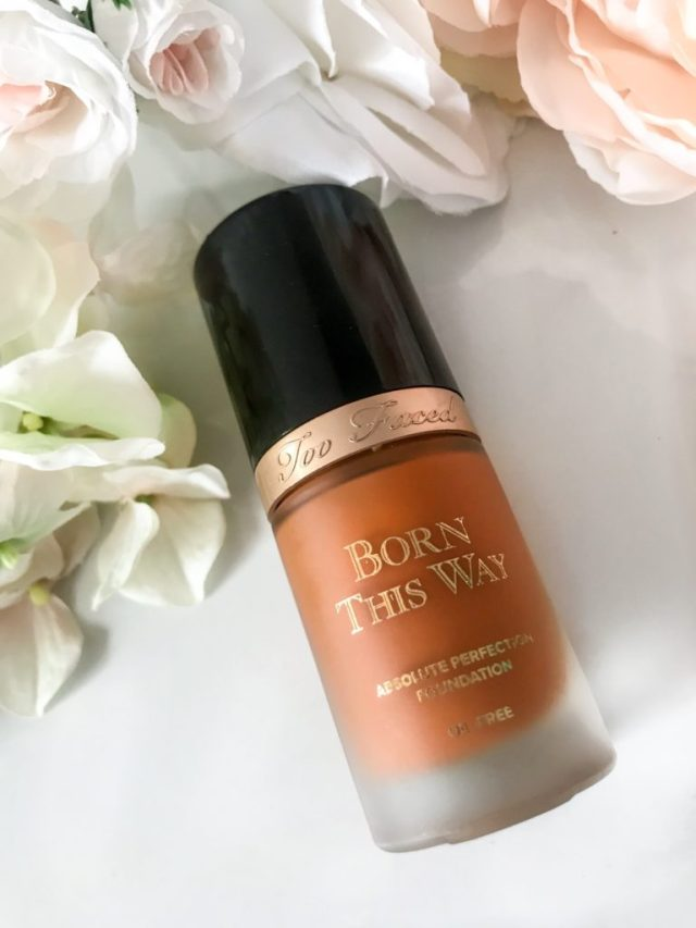 Best Foundation of 2017: Too Faced Born This Way Foundation