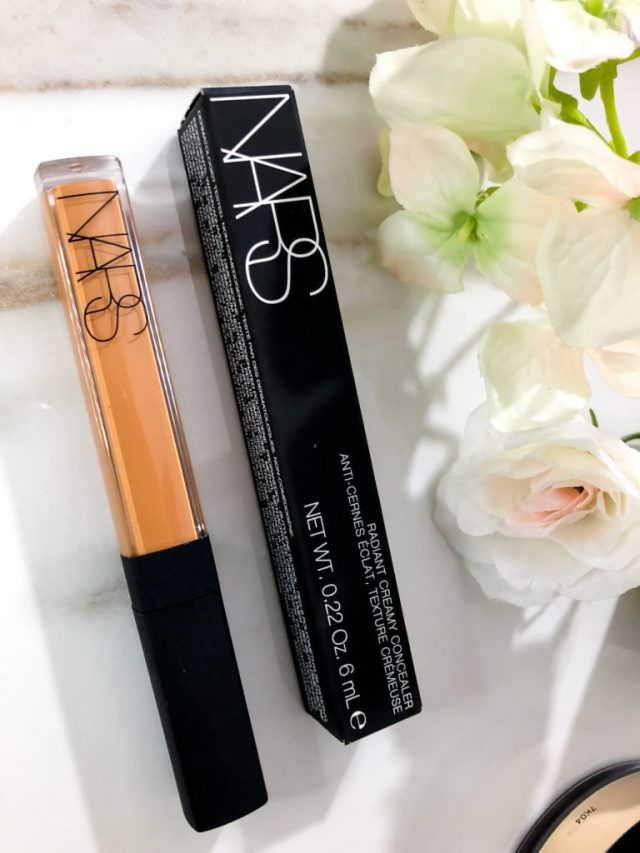 How to Bright Eyes: NARS Walnut Radiant Creamy Concealer