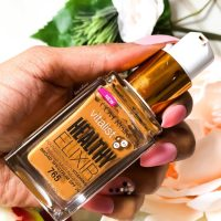 CoverGirl Vitalist Healthy Elixir Foundation Swatches & Review