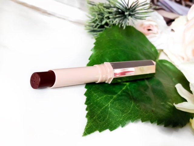 Fenty Beauty MatteMoiselle Plush Matte Lipstick in Griselda Swatches on Dark Skin