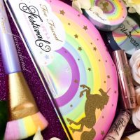 Too Faced Life's A Festival Eyeshadow Palette Review