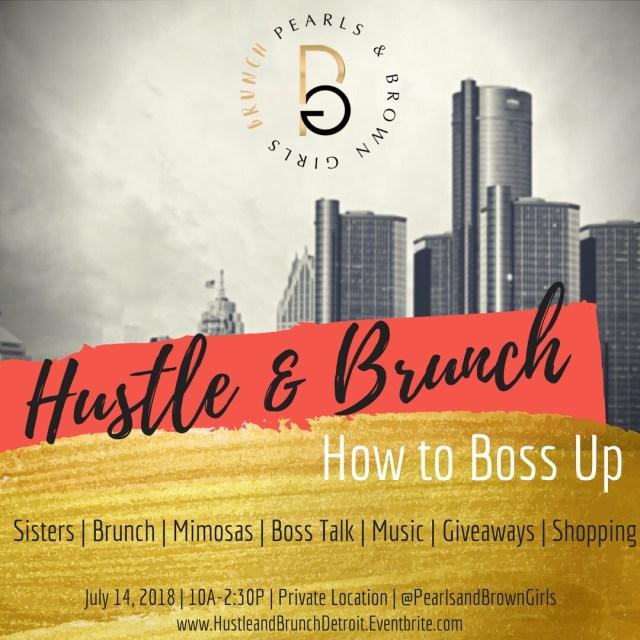Hustle & Brunch Detroit 2018