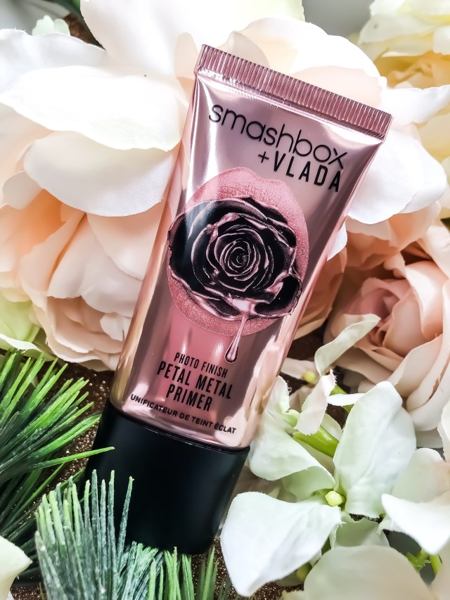 Smashbox x Vlada MUA Petal Metal Collection: Petal Metal Photo Finish Primer m