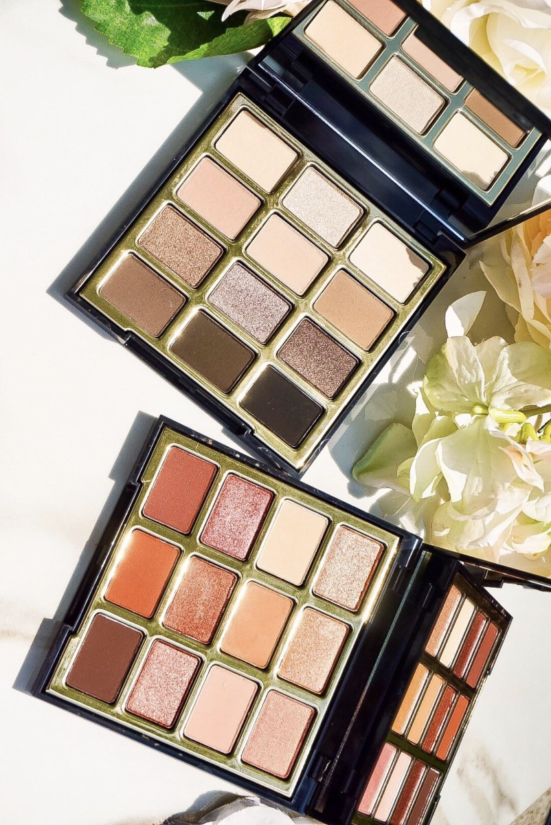 NEW! Milani Soft & Sultry + Pure Passion Eyeshadow Palettes Are Here!