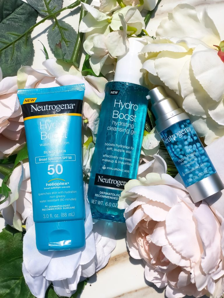 Give Your Skin a Hydro Boost with Neutrogena this Fall!