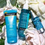Neutrogena Hydro Boost Water Gel Lotion Sunscreen SPF 50, Hydro Boost Hydrating Cleansing Gel, Hydro Boost Multivitamin Booster Review