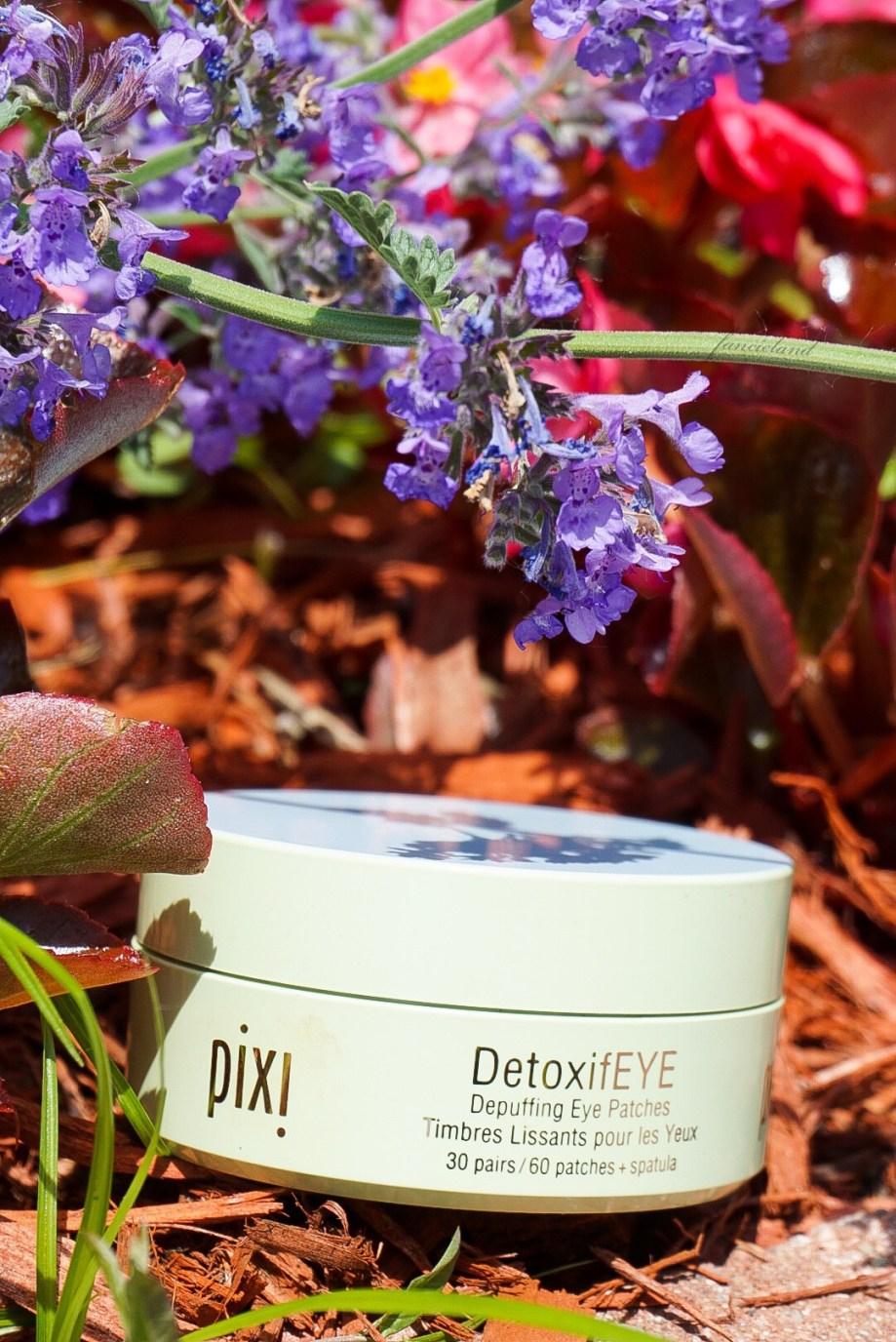 Pixi DetoxifEYE Depuffing Hydro Gel Eye Patches Review