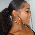 Freetress Equal Creta Girl Drawstring Ponytail Tutorial Review