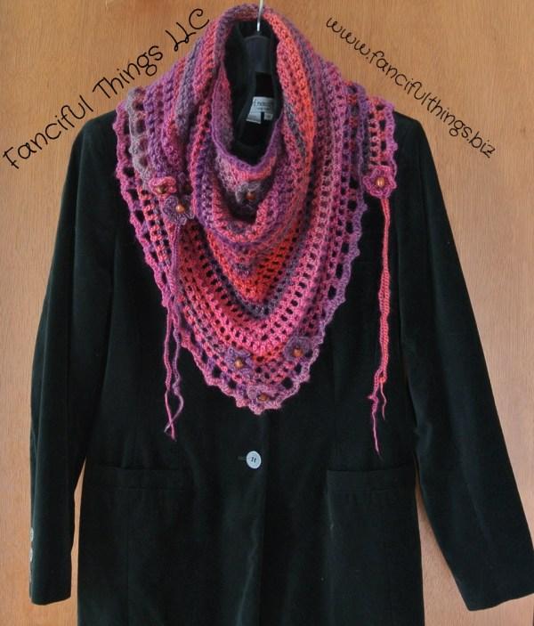 Road trip scarves