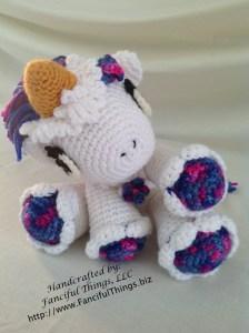 Nightshade the Unicorn