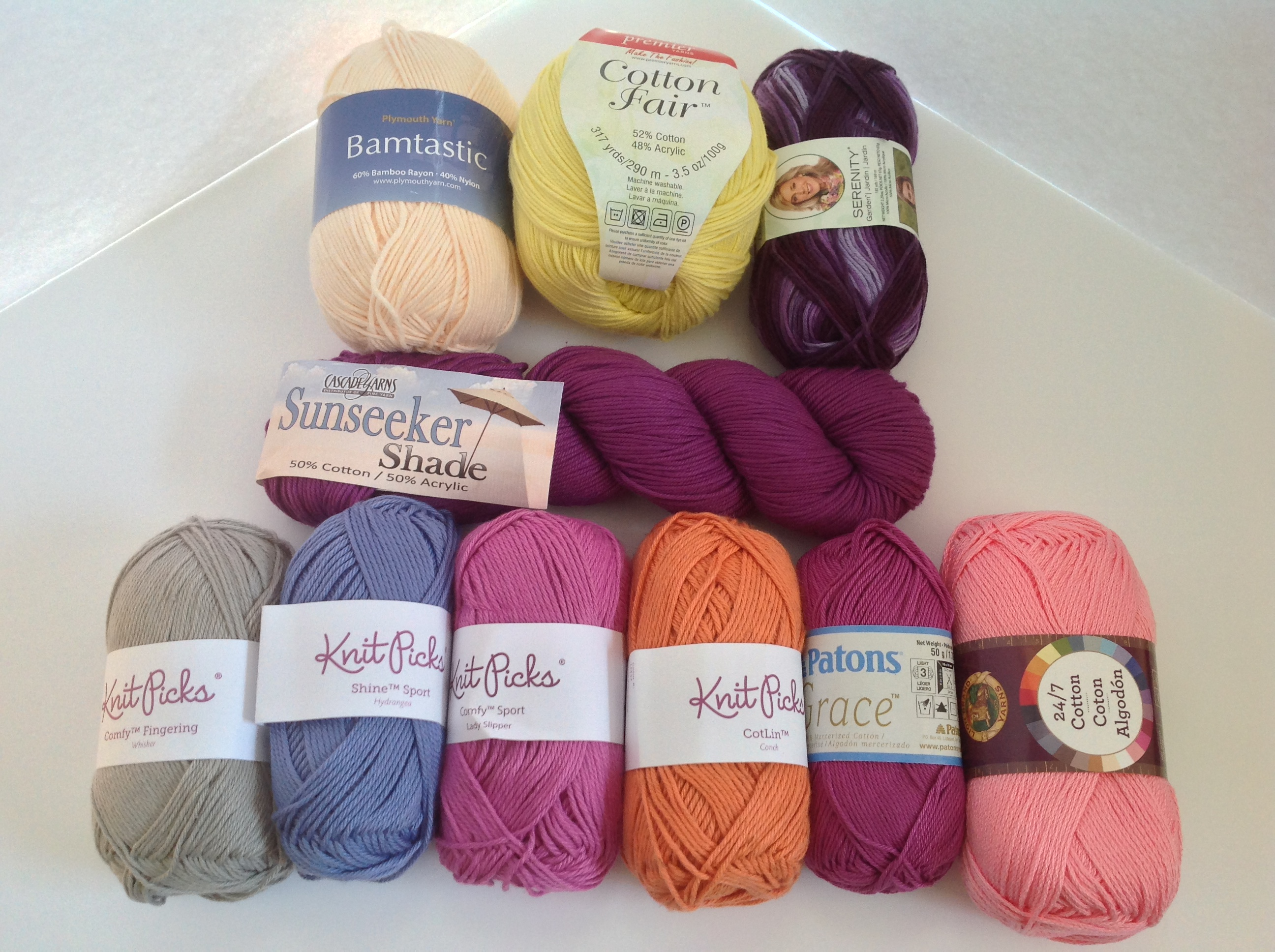 My New Favorite Yarns for Amigurumi | Fanciful Handmade Things