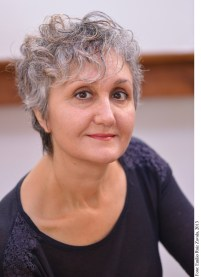 Ana Miralles (1959), autora de Eva Medusa, Djinn...