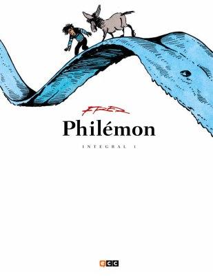 Portada de Philémon (ed. integral 1)