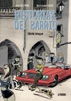 Cuberta de Historias del barrio (ed. integral)