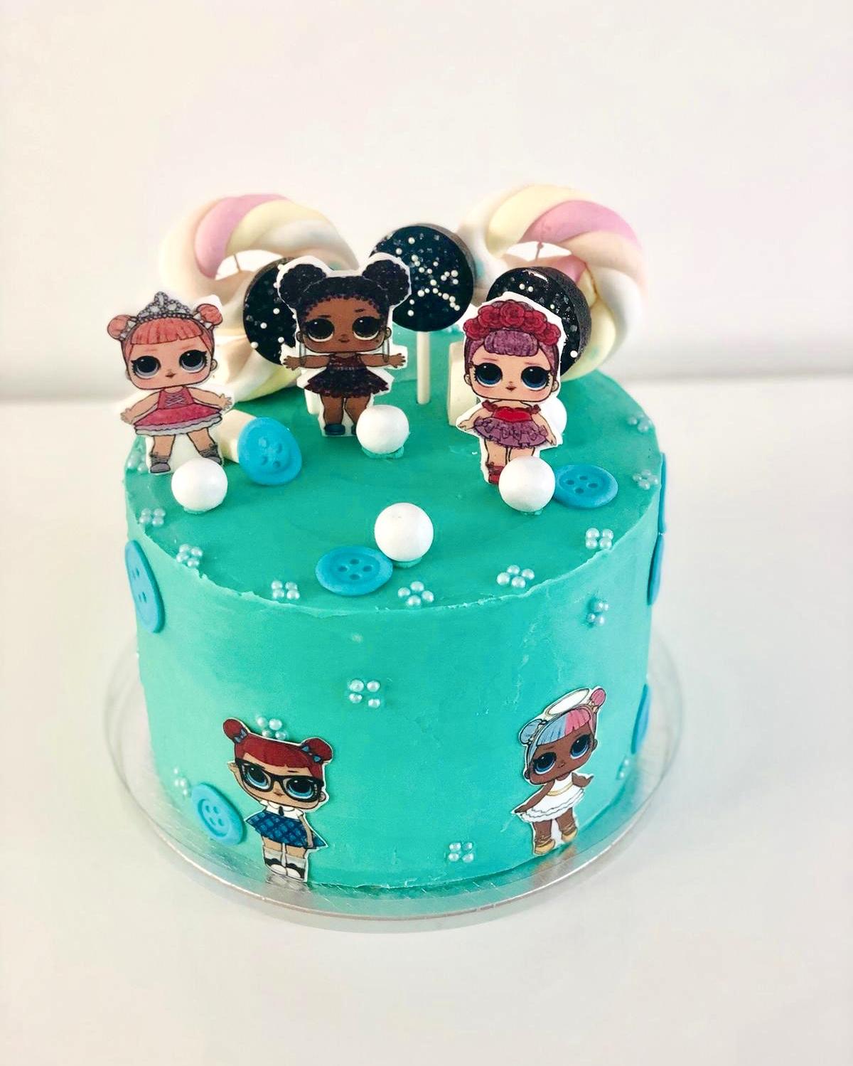 Lol taart