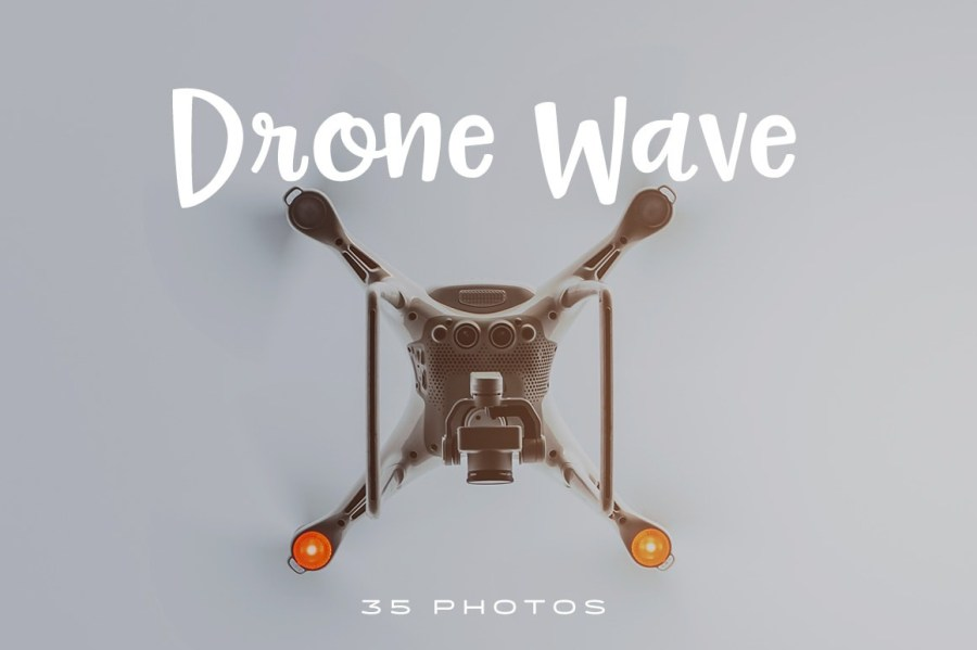 Be part of the statistics and create your drone wave. You can start by enjoying these fabulous drone photos.