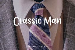 Classic Man Photo Pack
