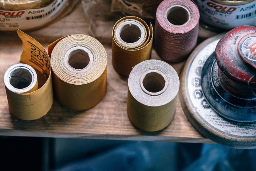 Sanding-Paper