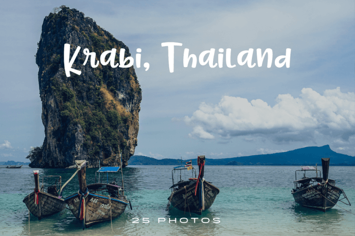 Krabi Thailand Cover