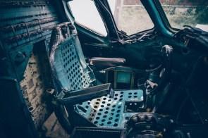 Pilot-Seat