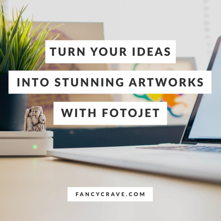 Turn Your Ideas Into Stunning Works of Art With Fotojet