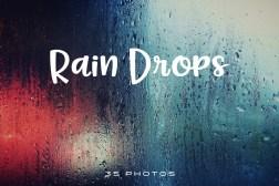 Rain-Drops-Photo-Pack