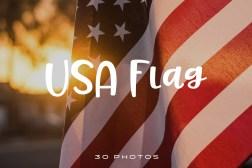 USA Flag Photo Pack