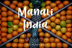 Manali India Photo Pack
