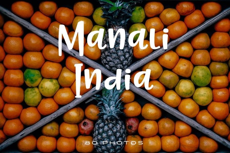 Manali-India-Photo-Pack