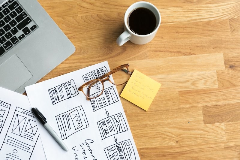 Coffee-Break-and-Wireframes