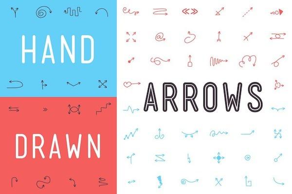 Hand-Drawn-Arrows