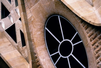 Abstract-Church-Window-in-Barcelona