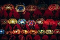 Beautiful-and-Colorful-Handmade-Glass-Lanterns