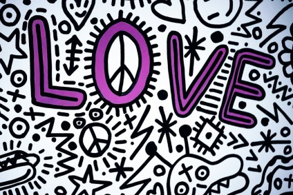 Black-and-White-Doodle-Art-with-Pink-Love-Text