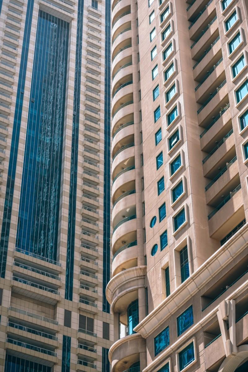 Stunning-Architectural-Design-of-Buildings-at-the-Dubai-Marina