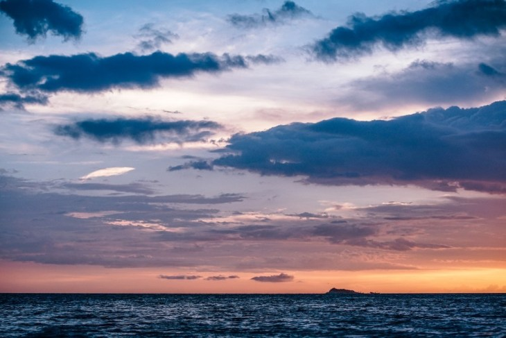 Colorful-Sunset-in-Koh-Phangan-Thailand