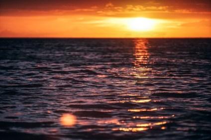 Deep-Orange-Sunset-in-Thailand