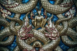 Golden-Dragon-Statue-Carvings-Inside-Doi-Suthep-Temple