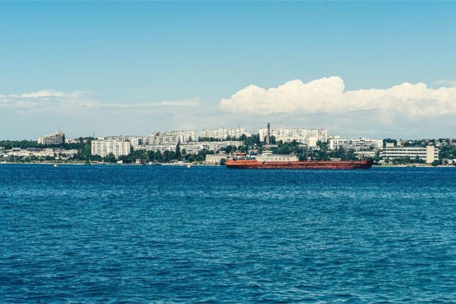 Big-Shipping-Boat-Sailing-Out-of-Sevastopol