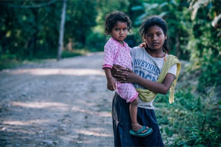 Two-Nepali-Village-Girls